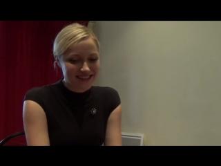 Interview avec Georgina Haig - Interview with Georgina Haig