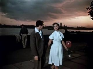 Разные судьбы / 1956 / Гелена Великанова, Владимир Трошин - Вальс выпускников