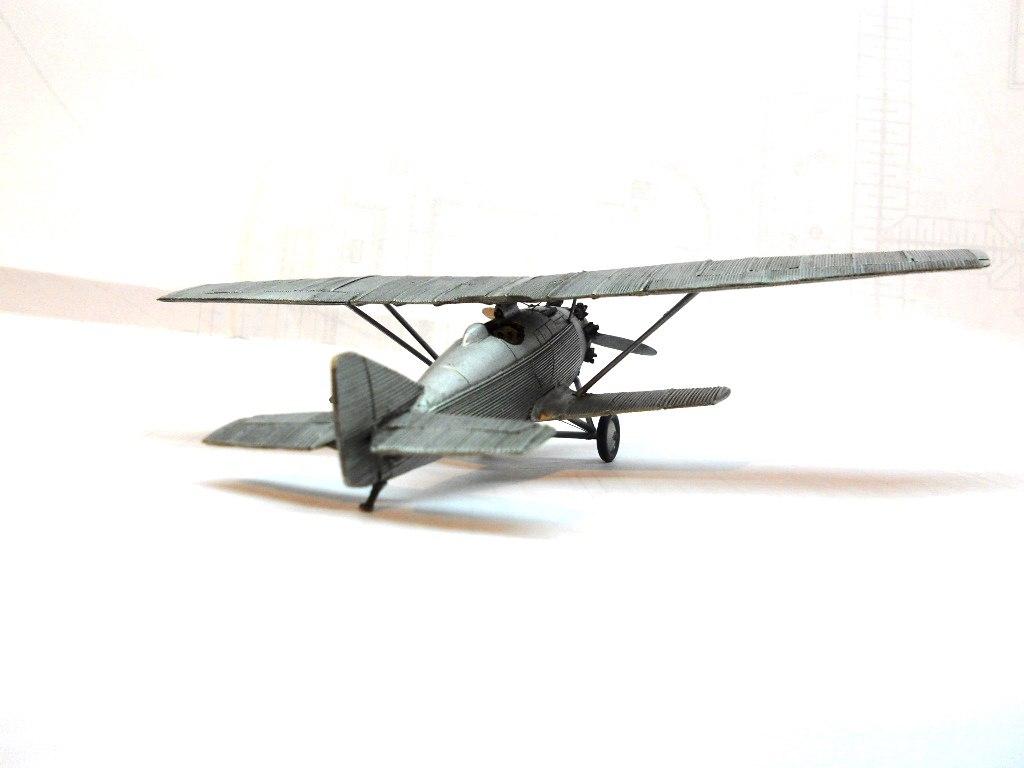 И-4 1/72 (Звезда) Nv7FavBVaoY