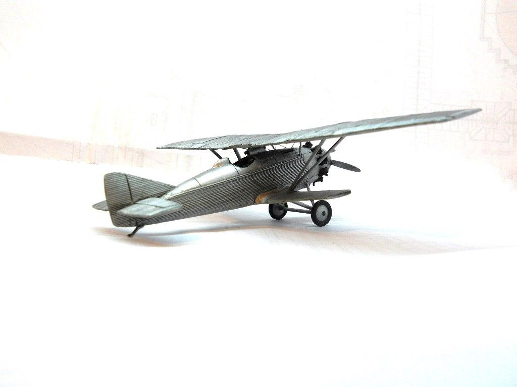 И-4 1/72 (Звезда) R0HrBc6lVP0