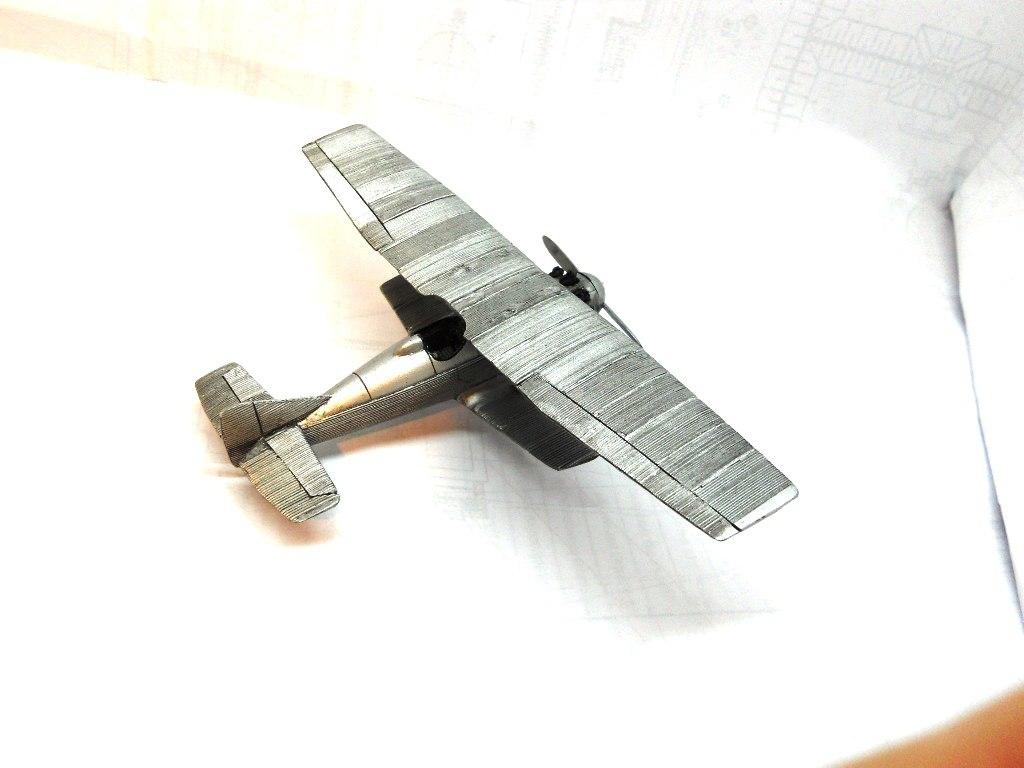 И-4 1/72 (Звезда) LZN91JNbsEA
