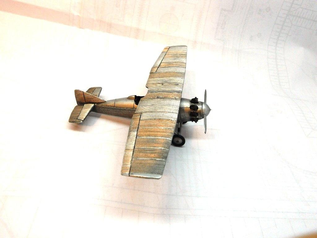 И-4 1/72 (Звезда) W2UvGShGvTo