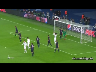 Пари Сен-Жермен 0–0 Реал