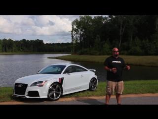 Оттюненые: 600-сильная Audi TT-RS Stage 3 от APR [BMIRussian]