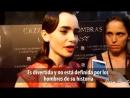 Премьера фильма «Орудия смерти: Город костей» в Мадриде (2013)