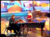 Elodie Frege - StarAcademy - Can you feel the love tonight (avec Elton John)