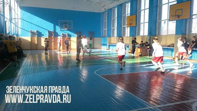 В станице Зеленчукской пройдет Первенство района по баскетболу