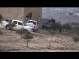 Сирия.27.12.2015.Алеппо.Бойцы курдской YPG в боях за дамбу Тишрин