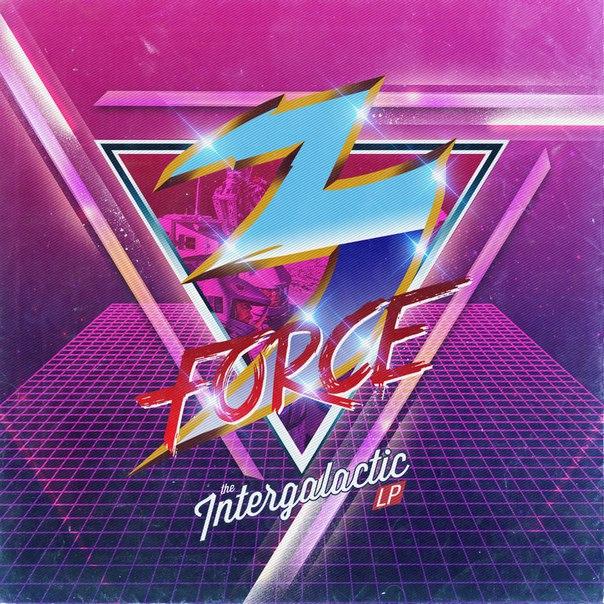 3FORCE – Intergalactic (2015)