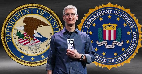 Приказано взломать iPhone: зачем Apple ввязалась в войну с правительством США