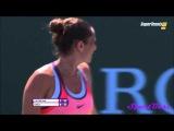 Elina SVITOLINA vs Roberta VINCI Highlights ᴴᴰ 2016