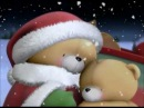 Merry Christmas and Happy New Year. Song Happy Christmas (War Is Over) by Celine Dion.