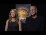 Lea Thompson &amp Christopher Lloyd on Back to the Future, Eric Stoltz, and Robert Zemeckis