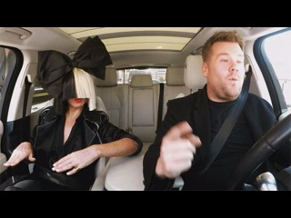 "SIA on Instagram: ""TONIGHT! Sia's on @LateLateShow for Carpool Karaoke. Don't miss it at 12:37am/11:37pm c on @CBSTV bit.ly/SiaTease"""