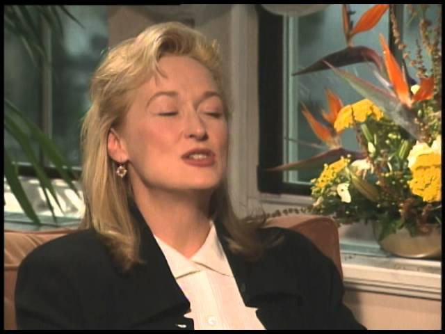 Merryl Streep talks about Death Becomes Her