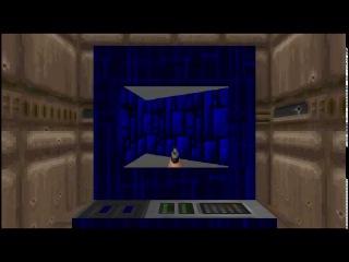 Wolfenstein 3D in a GZDoom Arcade Machine