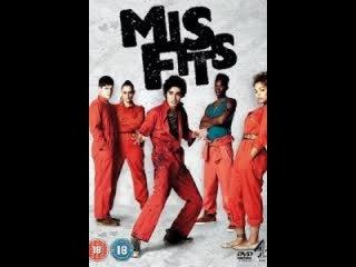 Misfits / Отбросы / Плохие [1 сезон - 2 серия] 1080p