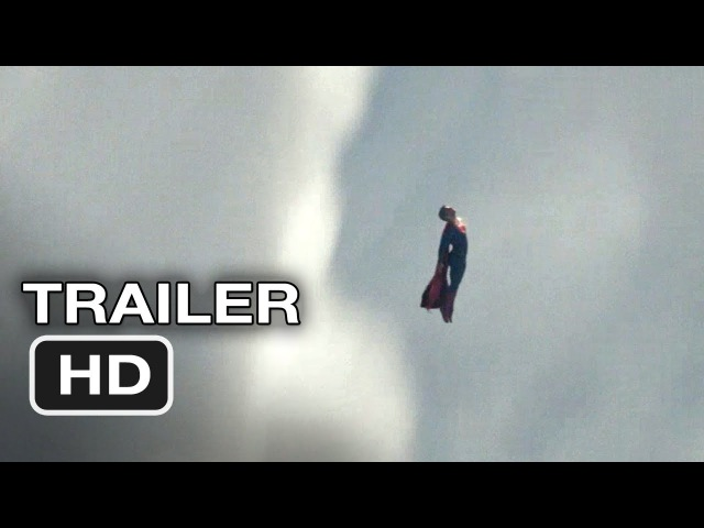Man of Steel Official Teaser Trailer 1 - Superman Movie - Russell Crowe V.O. (2013) HD