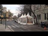 Русское такси Валенсия. TAXI-VALENCIA.RU Валенсия готовиться к празднику огня - Las Fallas ЧАСТЬ №1
