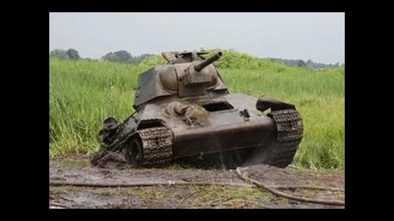 Михаил Калинкин - Танк из болота