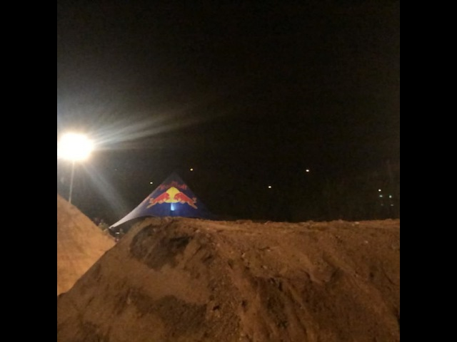 "Xavi Jimenez on Instagram: ""Not landed perfect but i'm so fucking happy with this trick! best weekend in the besr place @lapomabikepark FLIP BIKEFLIP!! / Muy muy…"""