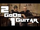 Eminem 2 Gods 1 Guitar EXPLICIT Rap God Cover