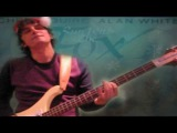 Chris Squire &amp Alan White - Run With The Fox bassline bass cover (HD Remaster)