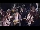 George Harrison, Ringo Starr, Mick Jagger, Bruce Springsteen, Billy Joel, Jeff beck, Bob Dylan, John Fogerty     I Saw her standing there ,  Rock' ...