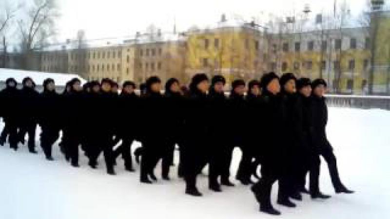 Присяга Северодвинск в/ч 56529-3 все роты 06.02.2016
