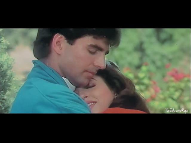 Kitni Hasrat Hai Hamein - Sainik 1993 - HD Song