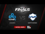 Cloud 9 vs MVP Phoenix MLG LAN FINALS Game 2 by GodHunt & n0Point