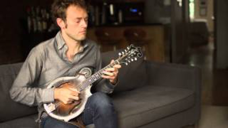 Chris Thile - Bach: Sonata No. 1 in G Minor, BWV 1001 (Complete)