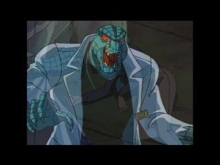 Человек-паук-1994 [1 сезон] (1 серия Ночная ящерица)