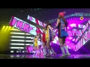 A Pink - MY MY @ Inkigayo 111204