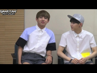 [RUS SUB][13.07.15] BTS Interview Session: 2015 BTS Live Trilogy - Hong Kong