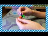 Урок 7. Плетем ЭЛ из энгрибердс из резиночек.