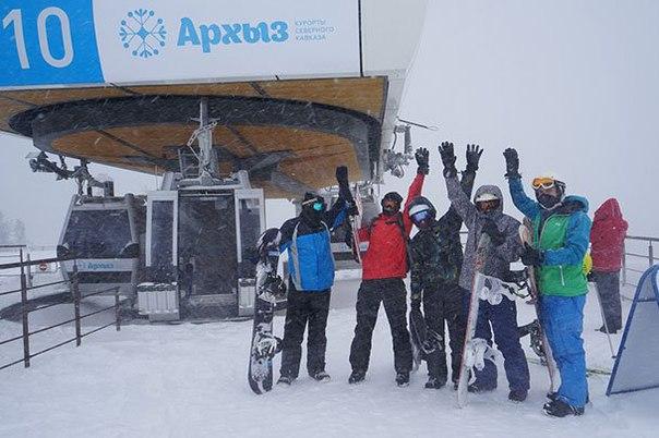 В конце декабря на курорте «Архыз» планируется открытие горнолыжного сезона