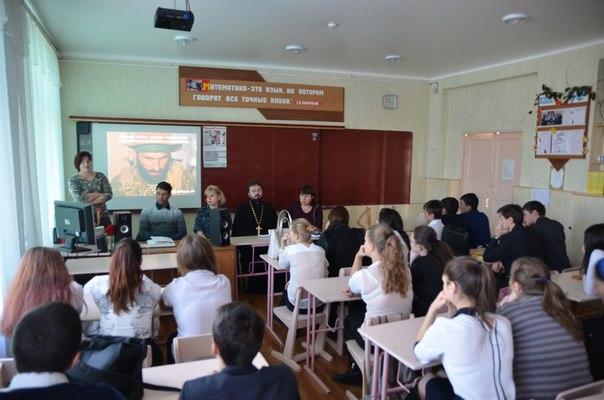 Школьникам Зеленчукского района рассказывают о негативных последствиях участия в незаконных вооруженных формированиях