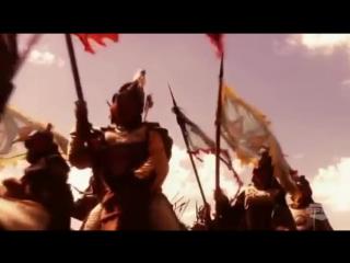 Непобедимый Воин 3 сезон Ганнибал против Чингисхана new
