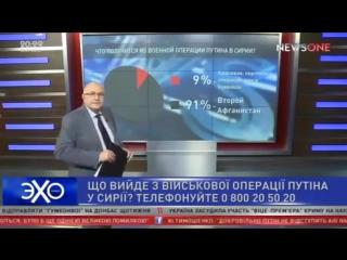 Прямой эфир Укр ТВ явно удался