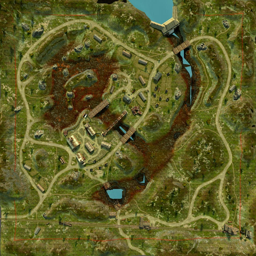 New WoT Blitz Map – Canal Video & Pictures – The Armored Patrol