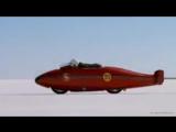 Абсолютный рекорд в классе 1000cm° на оз. Бонневиль - Берт Монро - 302kmh на мот.