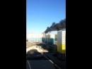 Пожар в Спутнике. г. Пенза. 21.10.2015.