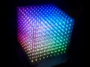 10x10x10 RGB LED cube written in assembly code part 1