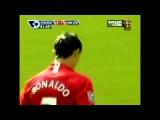 Ахаха, никогода такой симуляции не видел    Криштиану Роналду! Футбол без него был бы другим