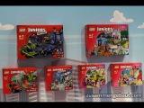 LEGO Juniors Summer 2016: Batman and Superman vs. Lex Luthor - box images!