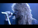 EUROPE The Final Countdown Tour 1986 Live in Sweden