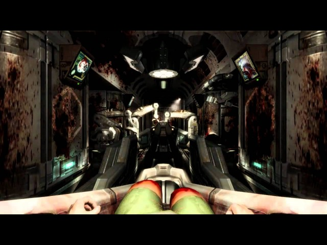 Quake 4 Stroggification Sikkmod