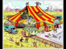 English for children. Spotlight 2. Page 70 ex.1. Clown-circus-magician-swing