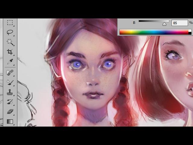Как нарисовать арт из